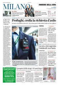 Corriere della Sera Milano - 12 Maggio 2018