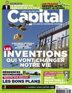 Capital France - July 2018