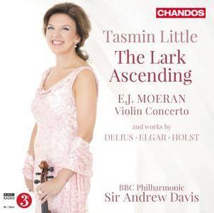 Tasmin Little, BBC PO, Sir Andrew Davis - The Lark Ascending: Works by Moeran, Delius, Holst, Elgar, Vaughan Williams (2013)