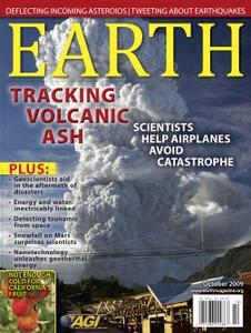 Earth Magazine - October 2009