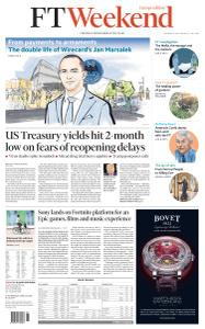Financial Times Europe - July 11, 2020