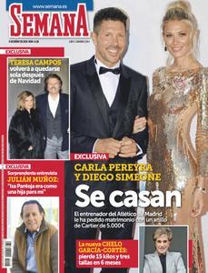 Semana España - 09 enero 2019