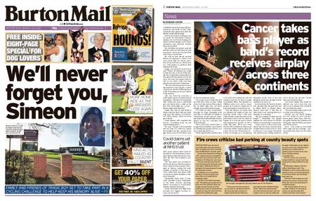 Burton Mail – March 24, 2021