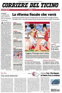 Corriere del Ticino - 29 Maggio 2017