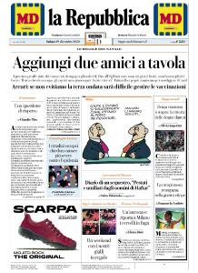 la Repubblica - 19 Dicembre 2020