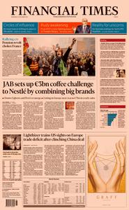 Financial Times Europe – 18 December 2019