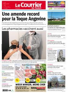 Le Courrier de l'Ouest Cholet – 25 mars 2021