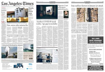 Los Angeles Times – July 13, 2020