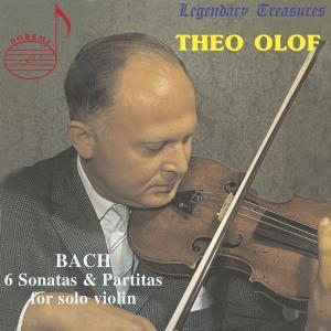 Theo Olof - Theo Olof, Vol. 1: Bach Sonatas & Partitas (2019)