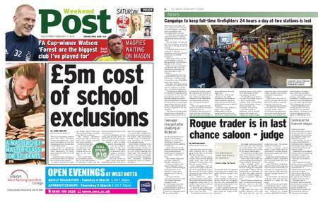 Nottingham Post – February 17, 2018