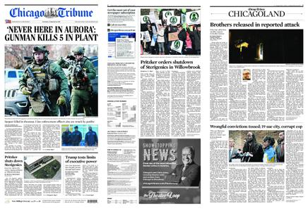 Chicago Tribune – February 16, 2019