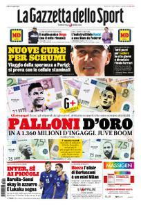 La Gazzetta dello Sport Sicilia – 10 settembre 2019