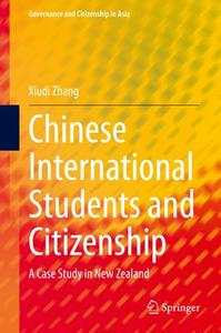 Chinese International Students and Citizenship: A Case Study in New Zealand