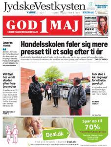 JydskeVestkysten Varde – 01. maj 2020