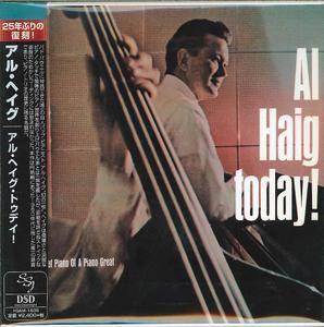 Al Haig - Al Haig Today! (1965) {Mint Records Japan Mini LP XQAM-1635 rel 2014}
