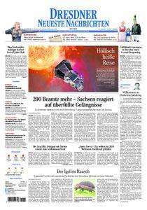 Dresdner Neueste Nachrichten - 11. August 2018