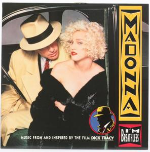 Madonna - I'm Breathless (Music From And Inspired By The Film Dick Tracy) (1990) [LP, DSD128]