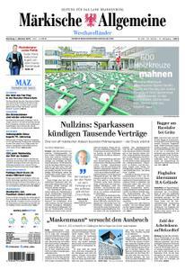 Märkische Allgemeine Westhavelländer - 01. Oktober 2019
