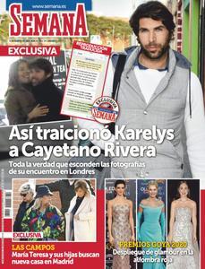 Semana España - 05 febrero 2020