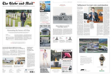 The Globe and Mail – June 06, 2019