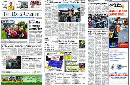 The Daily Gazette – June 15, 2020