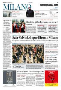 Corriere della Sera Milano – 27 gennaio 2019