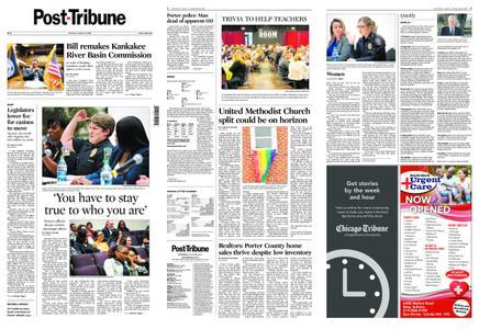 Post-Tribune – April 23, 2019