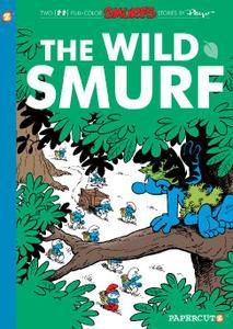 Papercutz-Smurfs Vol 21 The Wild Smurf 2020 Hybrid Comic eBook