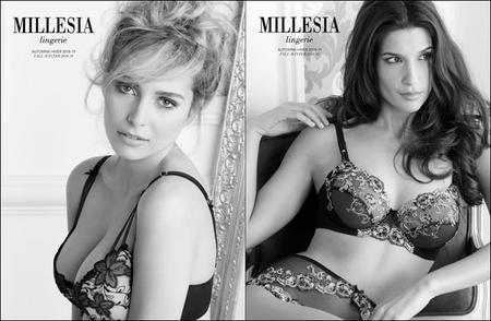 Millesia - Lingerie Autumn Winter Collection Catalog 2018-2019