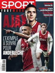 Sport Foot Magazine - 13 Mars 2019
