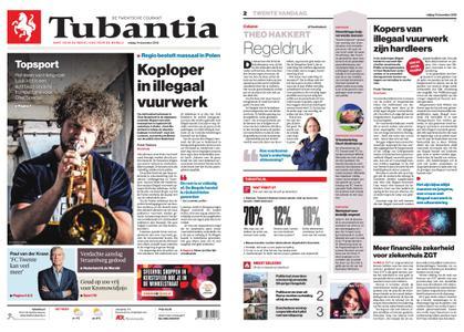 Tubantia - Enschede – 14 december 2018