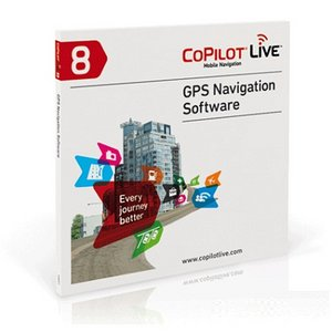 Copilot Live 8 for Android v8.0.0.327 + Europe map + BeNeL