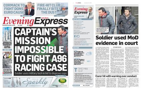 Evening Express – December 18, 2019
