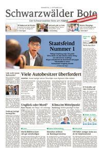Schwarzwälder Bote Sulz - 12. September 2019