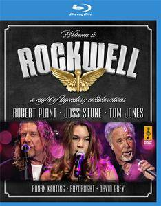 VA - Welcome to Rockwell - A Night of Legendary Collaborations (2009) [Blu-ray]