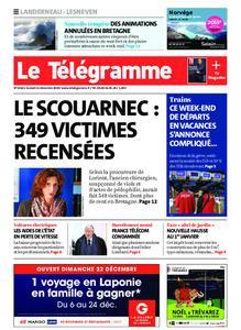 Le Télégramme Landerneau - Lesneven – 21 décembre 2019