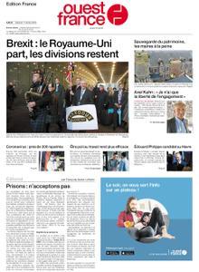 Ouest-France Édition France – 01 février 2020