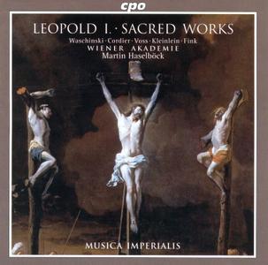 Martin Haselbock, Wiener Akademie - Leopold I: Sacred Works (1998)