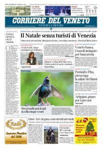 Corriere del Veneto Venezia e Mestre – 21 dicembre 2019