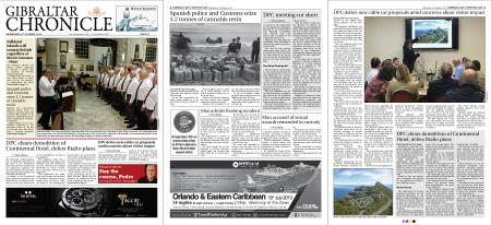 Gibraltar Chronicle – 31 October 2018