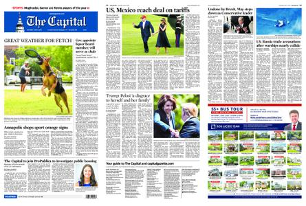 The Capital – June 08, 2019