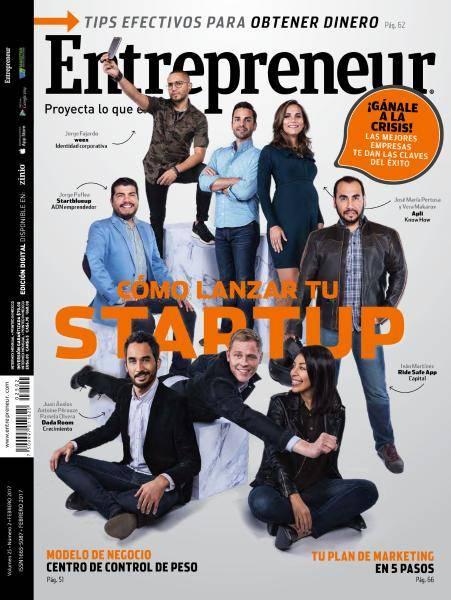 Entrepreneur Mexico - Febrero 2017