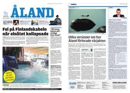 Ålandstidningen – 21 februari 2018
