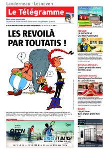Le Télégramme Landerneau - Lesneven – 23 octobre 2019