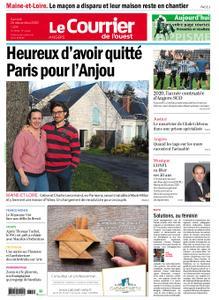 Le Courrier de l'Ouest Angers – 26 décembre 2020