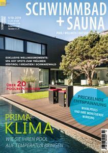 Schwimmbad & Sauna – August 2019