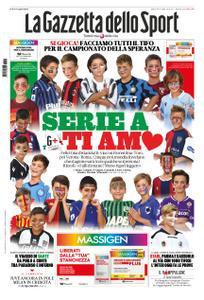 La Gazzetta dello Sport Roma – 19 settembre 2020