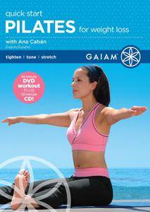 Ana Caban - Quick Start Pilates for Weight Loss [repost]