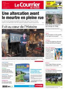 Le Courrier de l'Ouest Nord Anjou – 27 juillet 2021