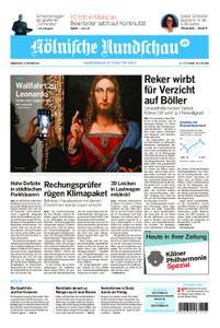 Kölnische Rundschau Wipperfürth/Lindlar – 24. Oktober 2019